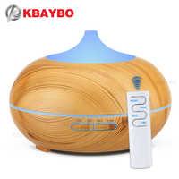 KBAYBO 550ml ätherisches öl aroma diffuser ultraschall-luftbefeuchter kühlen nebel maker aromatherapie klimaanlage fogger für hause