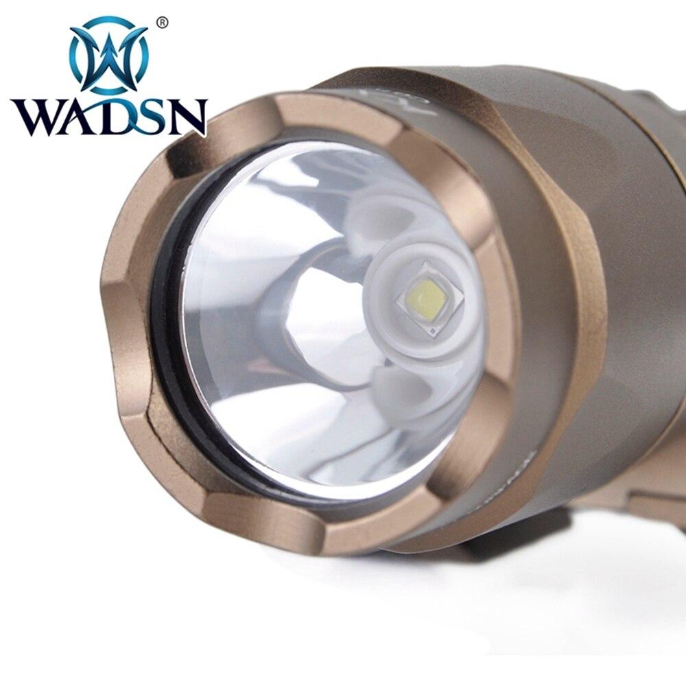 Wadsn softair scout luz m300a lanterna tática