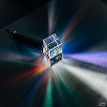 Оптический Цветовая Призма 15 мм шестигранных яркий светильник