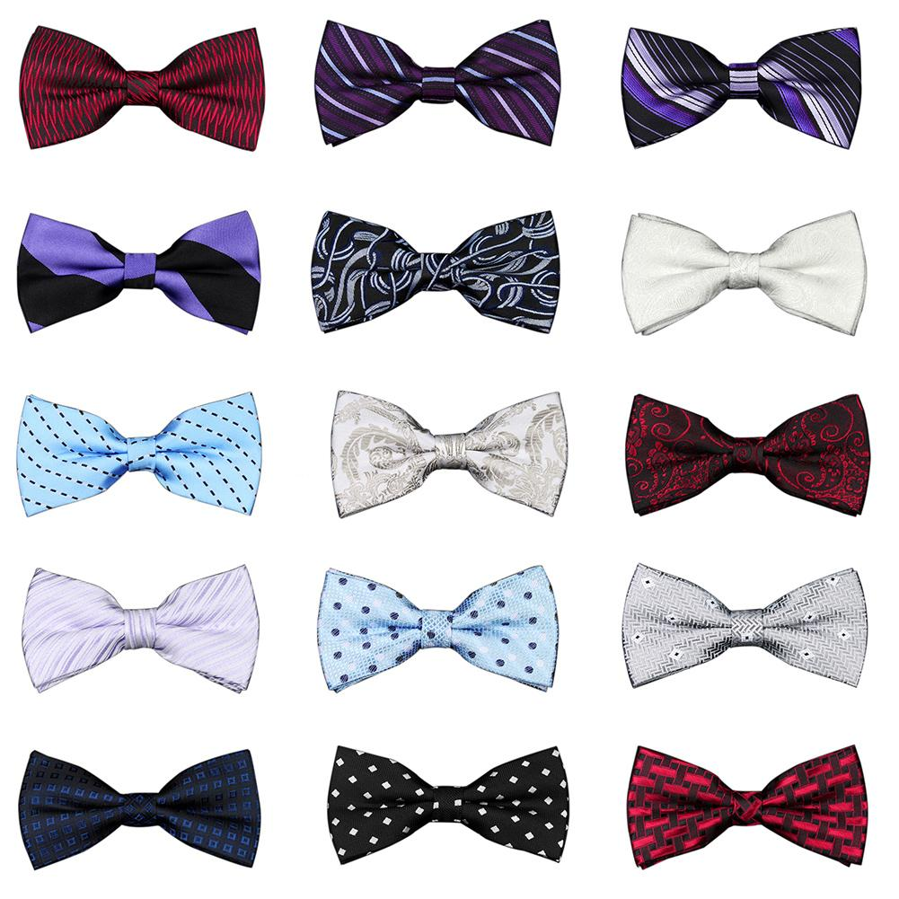 High-end Men Tie Men Suit Bow Tie Wedding Party Decoration Boy Men Business Wedding Bow Tie Foreign Trade Gentleman Bow Tie