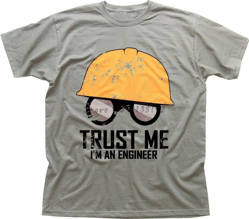 TF2 <font><b>Fortress</b></font> I am an Engineer trust me Cool <font><b>Team</b></font> Zinc <font><b>2</b></font> cotton t-<font><b>shirt</b></font> cotton tee-<font><b>shirt</b></font> male clothes tee men's top tees image