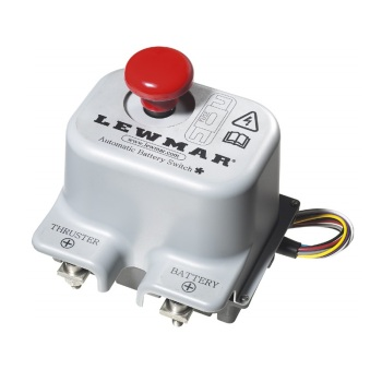 MARINE PARTS LEWMAR 589034 THRUSTER AUTO BATTERY SWITCH GEN 1 NEW