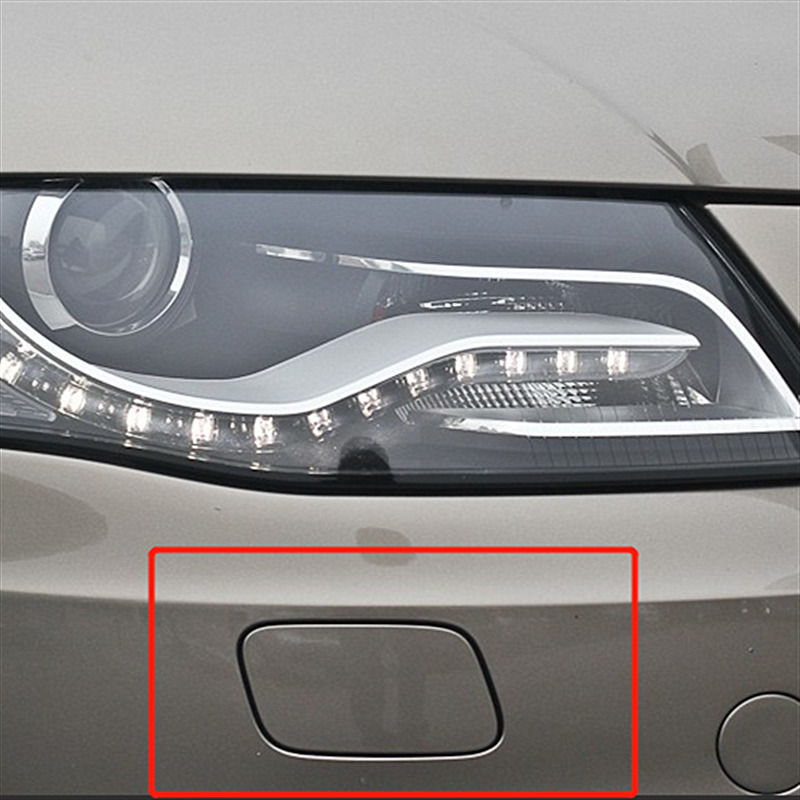 Right Front Bumper Headlight Washer Cap Cover 8K0955276 for Audi A4 B8 2009-2012