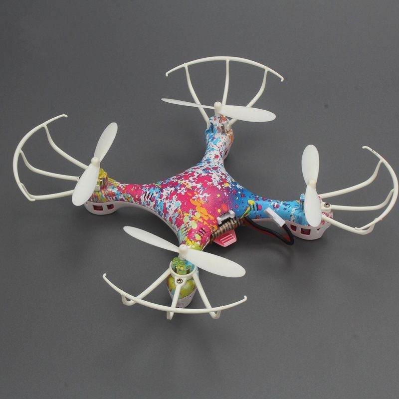 Four-Channel Camouflage Model Airplane Unmanned Aerial Vehicle Mini Quadcopter Remote Control Aircraft AliExpress Hot Selling Mo