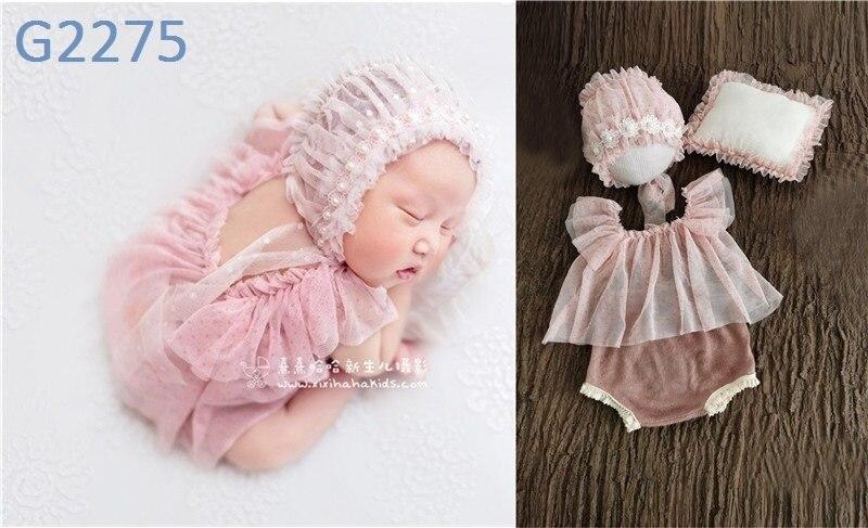 chapéu conjunto bebê bebe fotografie estúdio macacão foto tiro traje para meninas