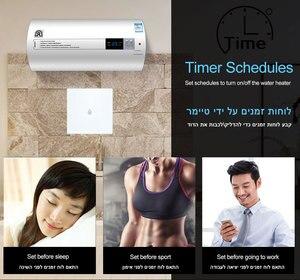 Image 4 - Умный переключатель для водонагревателя с Wi Fi и голосовым управлением