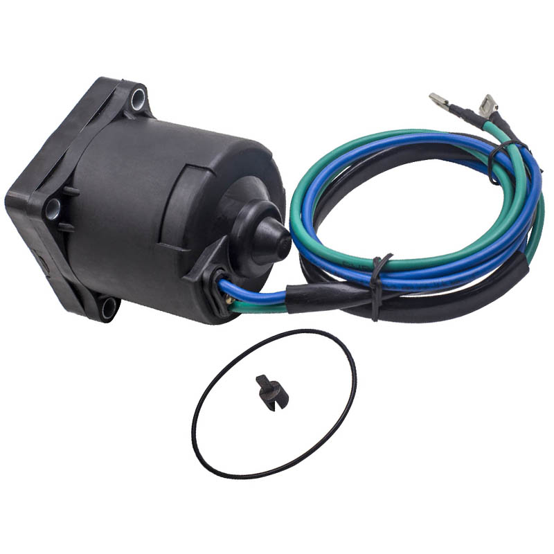 NEW-Boat Motor 434495 12VOLT TILT/TRIM MOTOR For EVINRUDE JOHNSON 2-Wire 434496 438529 5005374