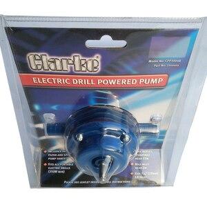 Image 5 - ヘビーデューティ自吸式手電気ドリル水ポンプ家庭菜園遠心転送ライト液体堅牢なプラスチックボディ