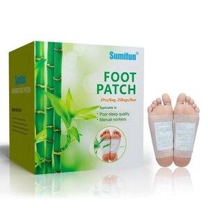 50 шт Детокс ноги уксус ноги пластырь детоксикации сырости вытесняющий рассеивающий ХОЛОДНЫЙ травяной пластырь для ног наклейка * s