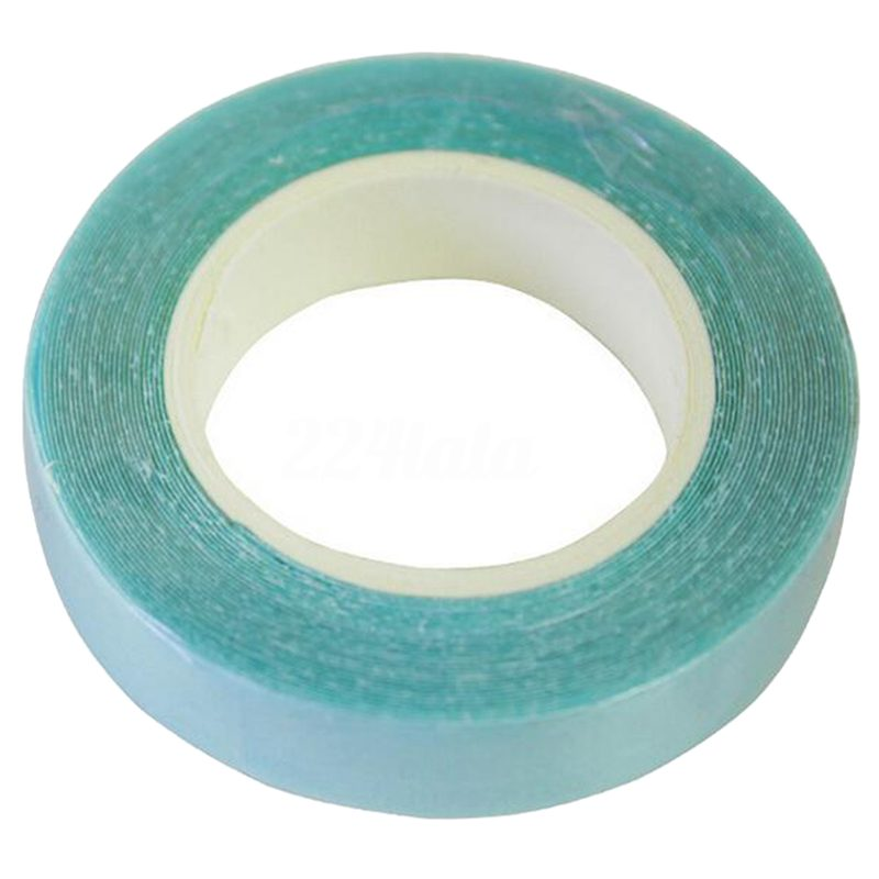 ABVP Strong Double-sided Adhesive Tape For All Tape Hair Extensions,3 METER 1 Roll