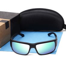 New Polarized Sunglasses Men Driving Shades Male Fantial Brand Design Vintage Square Sport For Goggle