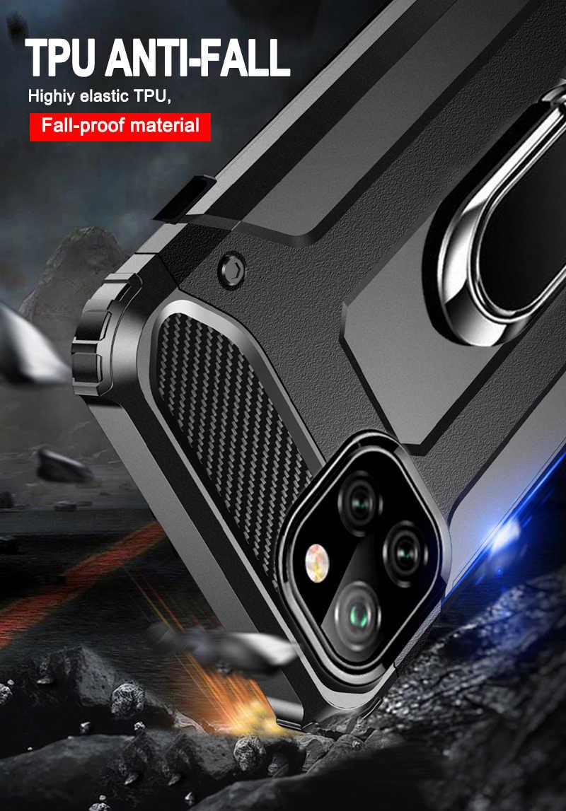 Sang Trọng Giá Đỡ Chiếc Nhẫn Ốp Lưng Điện Thoại XiaoMi RedMi Note 7 Pro 6 Pro 6A 5A 5C 5 Plus 4X 4S 4A 3 3S Đi S2 Bao Bọc Điện Thoại