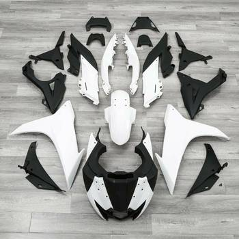 Motorcycle Unpainted ABS Fairing Bodywork Kit For Kawasaki Honda Ducati Suzuki GSX250R