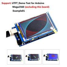 3.2 cal ekran TFT LCD moduł 3.2 ''HD 320X480 dla MEGA2560 R3 STM32 C51 płyta demonstracyjna