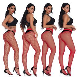 Women Sexy Hollow Fishnet Net Stockings Mesh Tights Socks Fashion Lady Thin Pantyhose Stockings