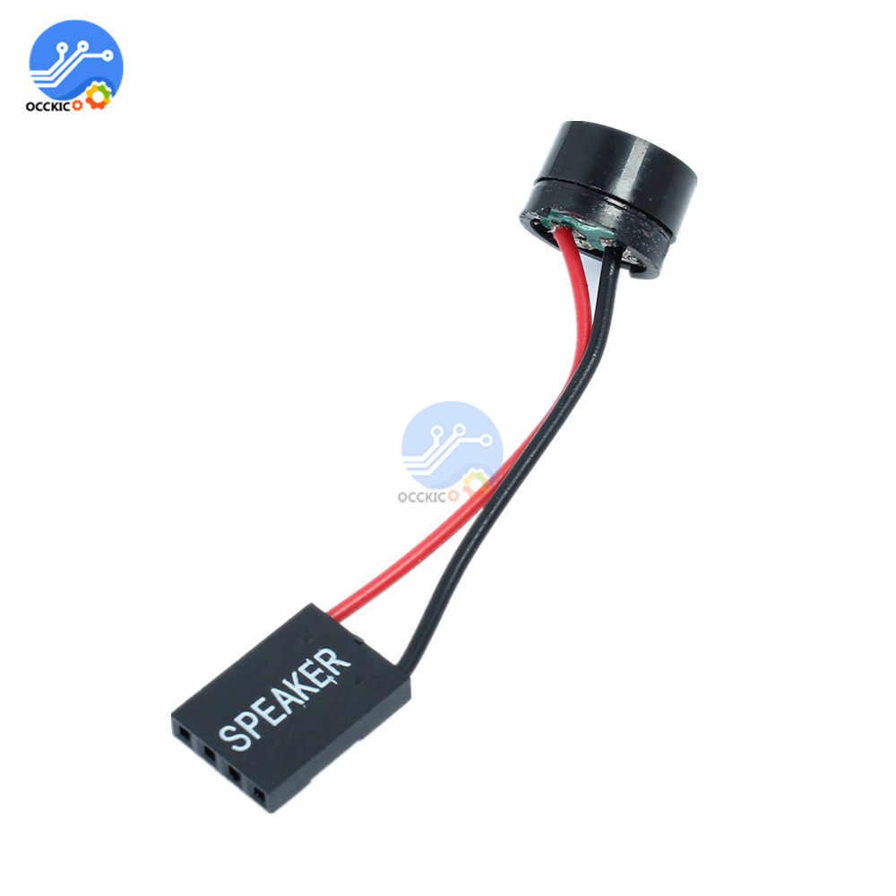 5PCS Mini Plug Speaker For PC Interanal BIOS Computer Motherboard Case Buzzer Board Beep Alarm