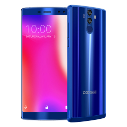DOOGEE BL12000 Smartphone 12000mAh Fast charge 6.0'' 18:9 FHD Display MTK6750T Octa Core 4GB 32GB 16MP Camera Android 7.1 Phones 5
