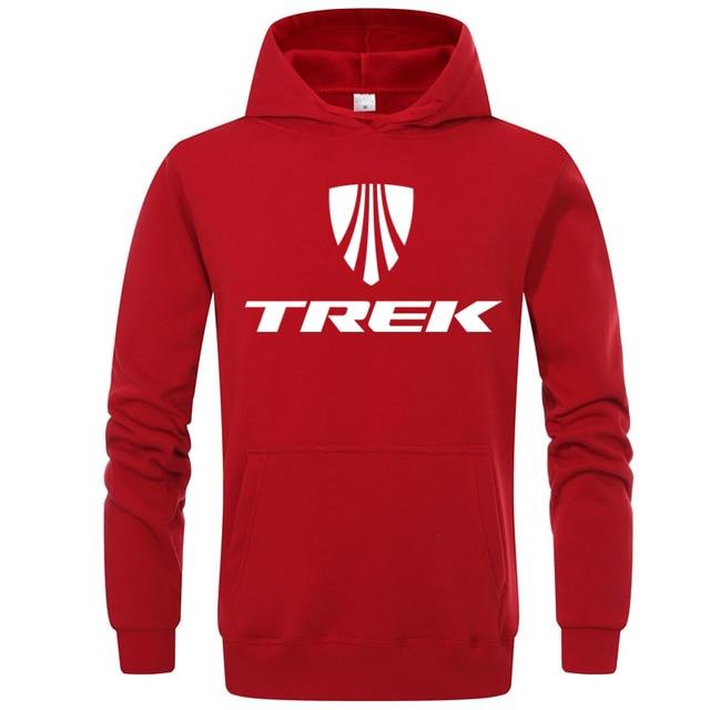 TREK Mountain Bike Hoodie Sweatshirt Men/Women Tracksuit New 2021 Autumn Winter Casual Hip Hop Hoody Man Hoodies Pullover 5
