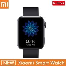 Xiao mi Smart mi часы gps NFC wifi ESIM телефонный звонок браслет Android наручные часы Спорт Bluetooth фитнес монитор сердечного ритма трек