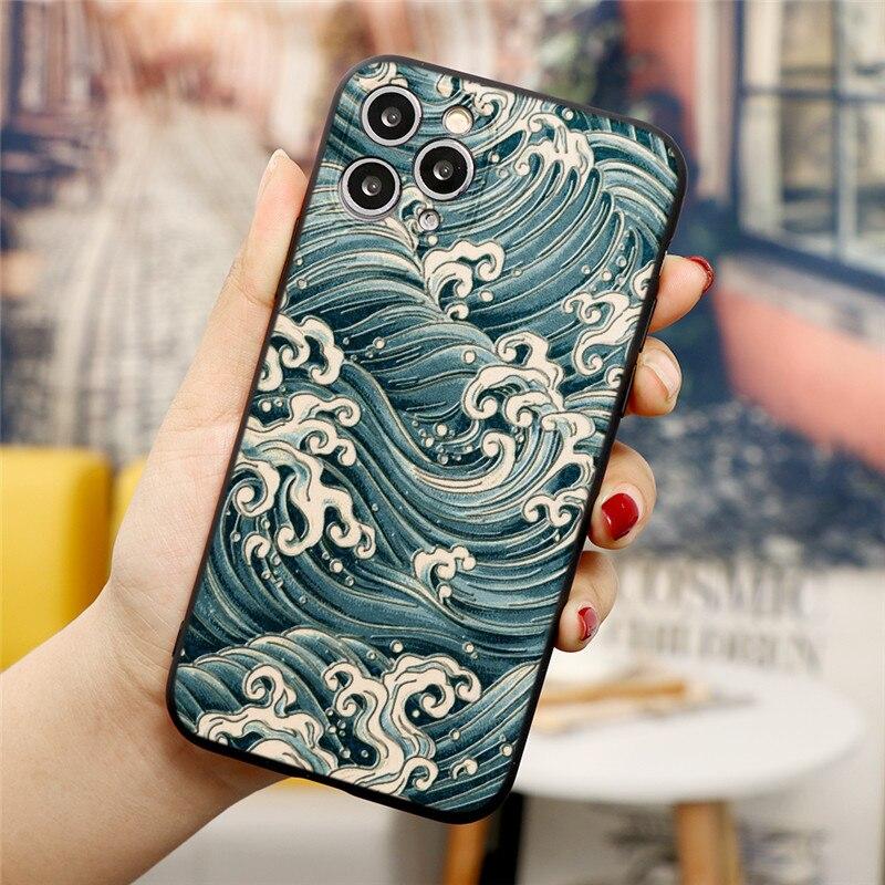 iPhone 12 Pro Max art Case