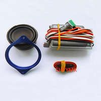 Rc Engine Motors Sounds Horn Sound Set For 1/14 Scale Remote Control Toys Tamiya Scania R620 730 MAN TGX Benz 3363 VOLVO FH16 12
