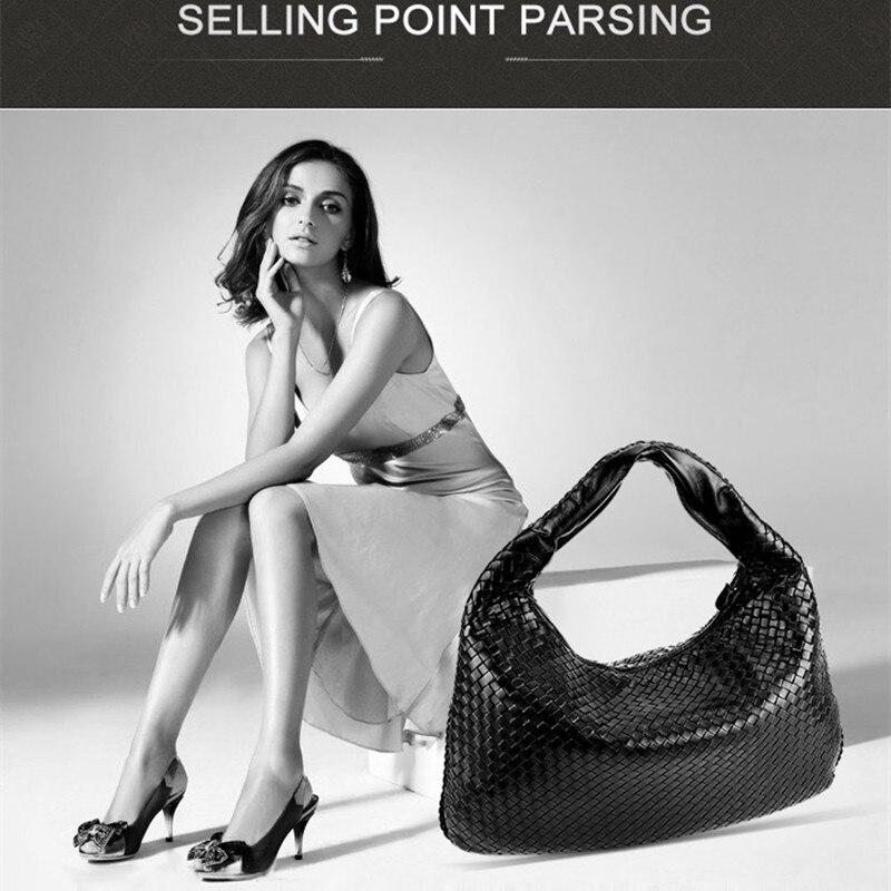 Роскошные сумки, женские сумки, дизайнерские сумки из овчины, внутренняя и внешняя кожа, женская сумка, Wovenbag, сумка на одно плечо