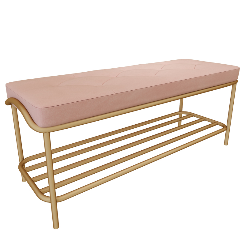 Shoe Stool Nordic Simple Modern Clothing Store At The Door Shoes Sofa Stool Long Bed