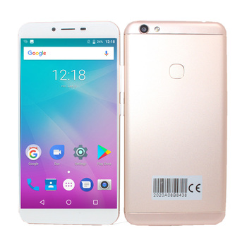 5.5 Inch U17 4G LTE Smart mobile phones Dual SIM Cards 4GB+32GB Android 7.0 MT6750TOcta-Core 1920*1080 8MP+16MP Full Metal