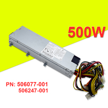 Power-Supply 500W for HSTNS-PF01 506077-001 G6 Well-Tested DL160 Genuine Original
