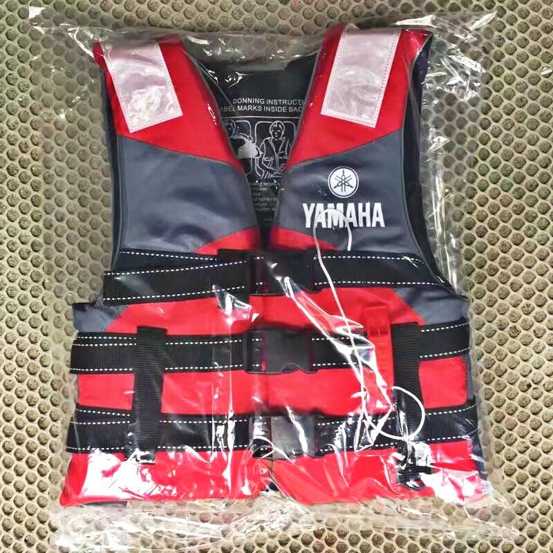 Открытый рафтинг yamaha спасательный жилет для детей и взрослых, одежда для плавания и подводного плавания, костюм для рыбалки, профессиональн...