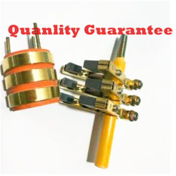 68x60x25mm Copper collector conductive ring brush holder alternator collector ring Inside diameter copper ring 68*60*25mm bushes