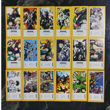 LOMO card collection gifts My Hero Academia 30sheets