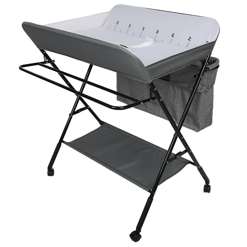 Removable Newborn Bed Baby Changing Table Set Baby Protect Cradle Cushion Bumper Portable Travel Crib For Newborn Babynest HWC