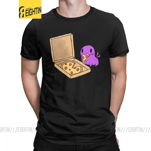 Zerg Loves Pizza Gaming T-Shirt
