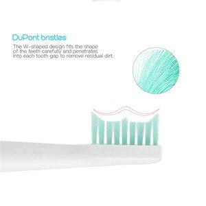 Image 4 - Sonico elettrico di Tartaro Remover Scaler Denti Macchie di Fumo di Rimozione Strumento Dentale Sbiancamento Dei Denti Spazzolino Da Denti 2 Teste della Spazzola