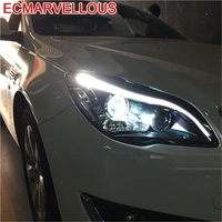 Drl Accessory Styling Led Daytime Running Automobiles Headlights Car Lights Assembly 09 10 11 12 13 14 15 16 17 FOR Buick Regal