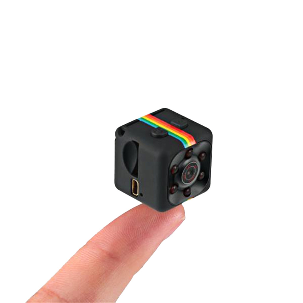 SQ11 Mini Camera Sport DV Infrared Night Vision Camera 1080P Mini Camcorders Recorder Sport DV Car DV Digital Video Recorder sd