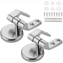 Hinge Cover Toilet-Lid with Screw-Screw Silver Home-Tools