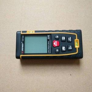 Image 4 - 50m 70m 100m 120m Laser distanzmessgerät Laser Range Finder Entfernungsmesser Metro Trena Laser Maßband herrscher Roulette Werkzeug