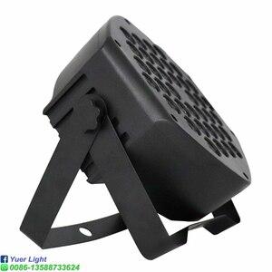 Image 3 - 2 ピース/ロット dj 機器 36X3W led uv パーライト uv ステージライトバイオレット led バーレーザー投影照明パーティークラブディスコライト