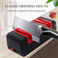 Intelligent Quick Cut Sharpener Household Electric Kitchen Cutter Grinder Multifunctional Automatic Cut Sharpeners