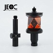 Jeoc grz4s, metal prisma reflexivo de 360 graus para leica atr total estação