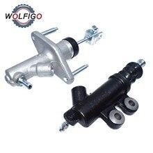 WOLFIGO сцепление мастер и рабочий цилиндр для Honda Civic 92-00 Acura Integra 94-01 46920SR3A01 S04A01 46930-SR3-013 46930-SR3-003