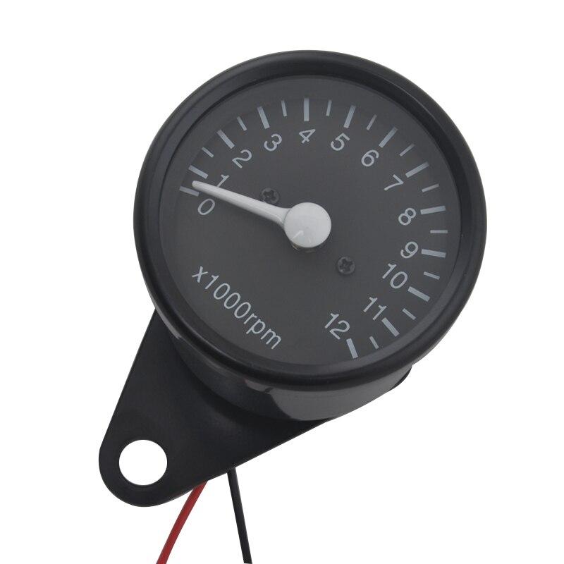 motocicleta 12v digital led backlight conjunto do instrumento cluster gauges velocimetro tacometro medidor rpm odometro para