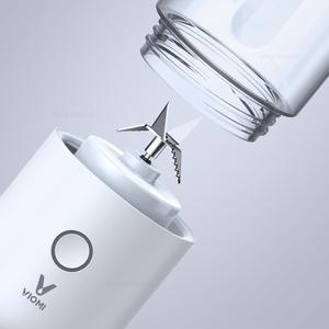 Image 3 - خلاط شاومي MIJIA VIOMI الكهربائي في المطبخ, عصارة، كوب فواكه، صغيرة، محمولة، منتج أغذية صغير، 45 ثانية، عصير سريع