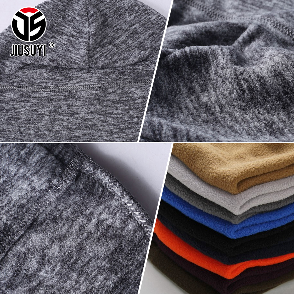 Cationic Fabric Casual Thermal Polar Fleece Wool Hats Knit Caps Winter Warmer Beanies Skullies Snowboard Headwear for Men Women 4