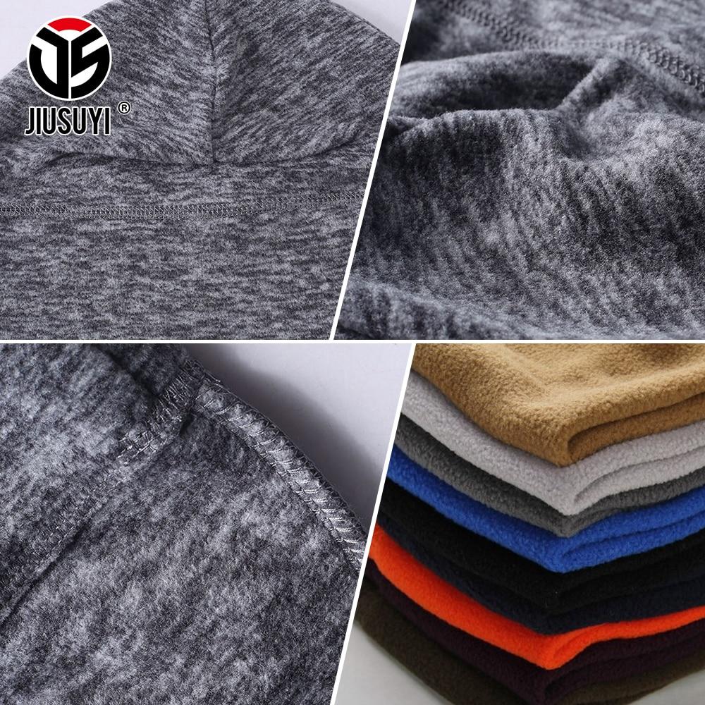 Cationic Fabric Casual Thermal Polar Fleece Wool Hats Knit Caps Winter Warmer Beanies Skullies Snowboard Headwear for Men Women 4