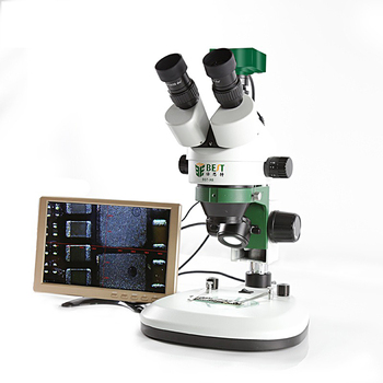 7-45x Continuous Zoom Binocular Stereo Microscope USB Microbial Magnifying Digital Video Microscope Three Eye TV Tube BST-X6 trinocular stereo microscope 7 45x continuous zoom binocular usb microbial magnifying video tv tube bst x6 with display screen