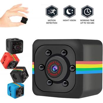 SQ11 Mini Camera 720-1080P  Sensor Action Camera Night Vision Camcorder Motion DVR Micro Camera Sport DV Video small cam