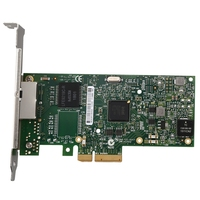 SSU I350-T2 PCI-E 4X Server Dual RJ45 Port Gigabit Ethernet LAN Intel I350AM2 1G Network Card